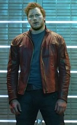 Guardians of the Galaxy Starlord Jacket